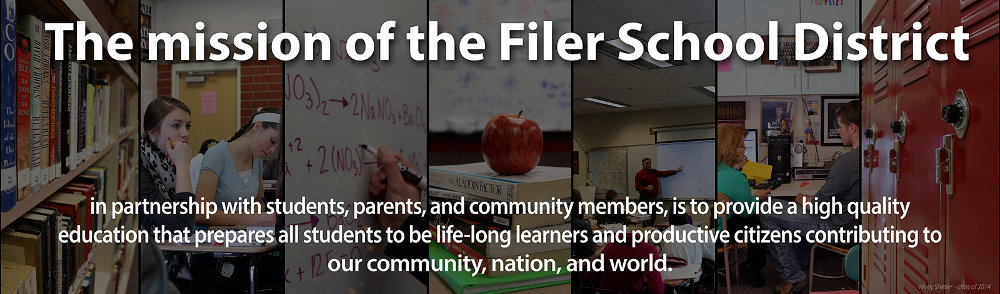 Filer School District Mission